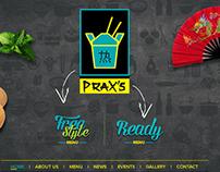 Prax's Website