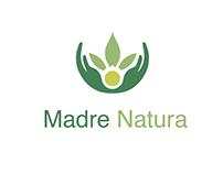 Diseño logotipo Madre Natura