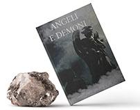 Dan Brown Book Collection // Book Cover Concept