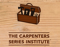 The Carpenters Series Institute - Branding / Collateral