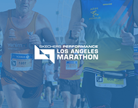 Marathon Sign-up - UI Design