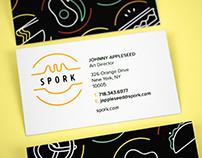 TV Station Branding: Spork