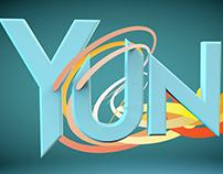 Yun's logo motion