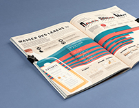 IN GRAPHICS Magazine – Infographics