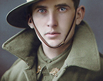 Unidentified soldier of the First AIF, WWI