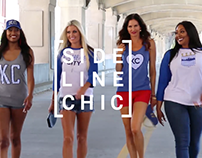 "Video- ""Sideline Chic"" Boutique, Summer 2017 teaser"