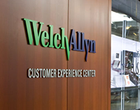 Welch Allyn Customer Experience Center Interactive