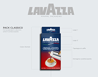 Minimal packaging Lavazza
