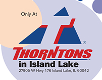 Thornton's Island Lake