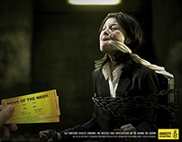 amnesty international contre la torture