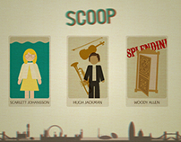 Scoop by Woody Allen