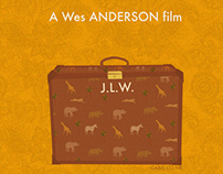 The Darjeeling Limited by Wes Anderson