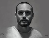 Digital Portrait - Robin Eley
