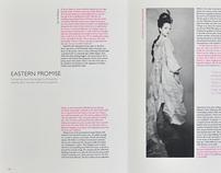 BAFTA, typographic project