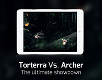 Torterra vs. Archer - The ultimate showdown