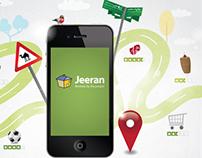 Jeeran Mobile Ad