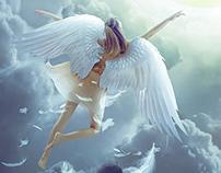 Angel and demons game