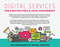 Infographic: Digital Services for State & Local Gov