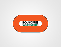 BOUYGUES CONSTRUCTION - Website design - 1st proposal