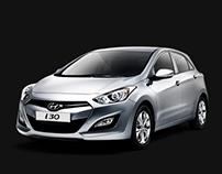 Hyundai i30 Retouch
