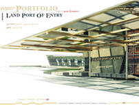Land Port of Entry - Crossing Border Building