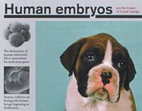 Embryo Ethics, pros and cons