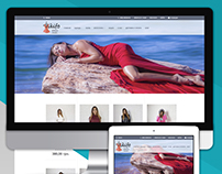 Design and theming of e-Commerce store on Magento2.
