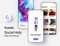 Trutella. Social App