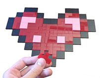 Castlevania Heart Puzzle