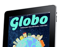 Globo, newspaper for kids