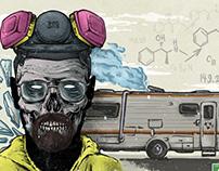 @askulladay - Walter skull