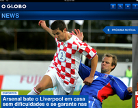 O Globo iPad App