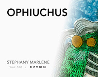 Ophiuchus · Miss Catrina 13 Zodiac Signs Collection