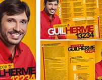 Campanha Eleitoral - Vereador Guilherme Sampaio