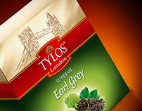 TYLOS packaging redesign