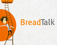 BreadTalk Posters