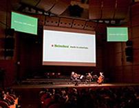 """Heineken """"Auditorium"""""""