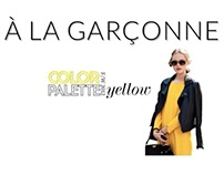 Color Palette fw12 YELLOW