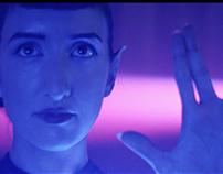 Syfy UK - Song to Star Trek