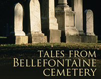 Book Jacket Design: Tales From Bellefontaine Cemetery