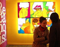Montaje de exposiciones