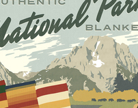 pendleton national park blankets promo