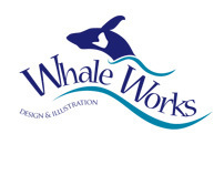 ©Whale Works Design and Illustration, Logo