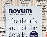 novum 12.14 »typography«