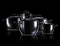 Practico Al Ahram aluminum  Cookware.