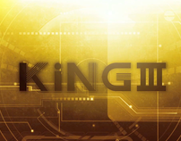 King 3 Glove /Brine Sports