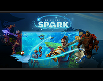 Project Spark UI