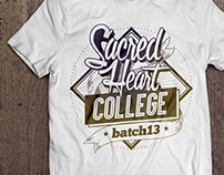 Sacred Heart College Batch '13