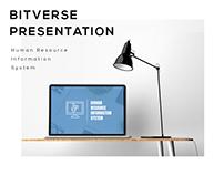 BitVerse HRIS Presentation