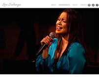 Lea Salonga Mobile-First Website
